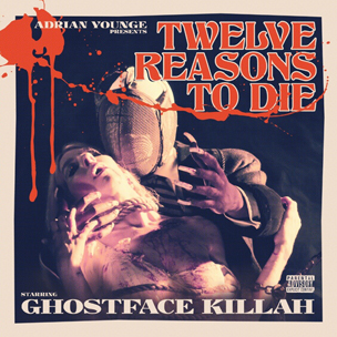 "Ghostface Killah & Get On Down To Release Two Exclusive Packages For ""Twelve Reasons To Die"""
