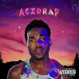 "Chance The Rapper ""Acid Rap"" Tracklist, Cover Art & Download Link"