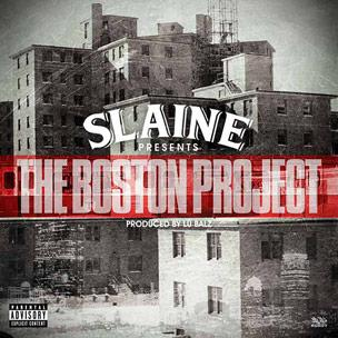 Slaine - The Boston Project