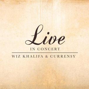 Wiz Khalifa & Curren$y - Live In Concert
