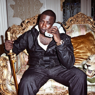 "Gucci Mane Records Song With Marilyn Manson, Announces ""MR.GUWOP"" LP"