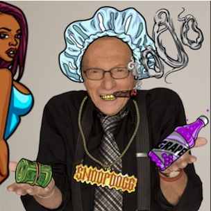 Snoop Lion Releases Free Photo-Bombing App, Snoopify