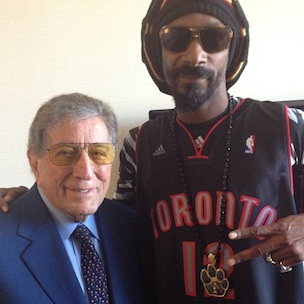 "Snoop Lion Joins Tony Bennett's Gun Safety Initiative, ""Voices Against Violence"""