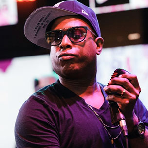 "Talib Kweli Labels Himself A Hip Hop ""Optimist"""