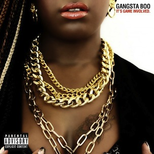 """Gangsta Boo """"It's Game Involved"""" Download & Mixtape Stream"""