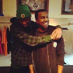 """Kanye West Wanted To Be On Tyler, The Creator's """"IFHY"""""""