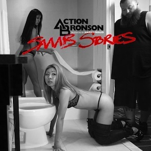 "Action Bronson & Harry Fraud ""Saab Stories"" Cover Art, Tracklist & Spotify Stream"