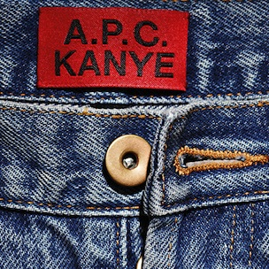 Kanye West & A.P.C. Launch Collaborative Men's Collection