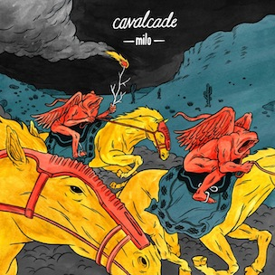 "milo ""cavalcade"" Tracklist, Cover Art, EP Stream & Tour Dates"