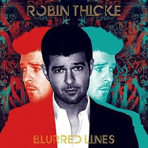 "Robin Thicke ""Blurred Lines"" Release Date, Tracklist & Album Snippets"