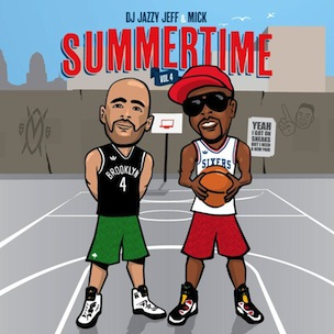 Dj Jazzy Jeff Mick Summertime Vol 4 Download Mixtape Stream