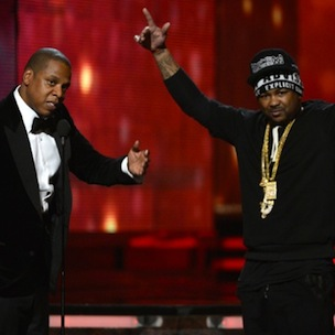 """The-Dream Says Most Of Jay-Z's """"Magna Carta Holy Grail"""" Was Made In 2 Weeks"""