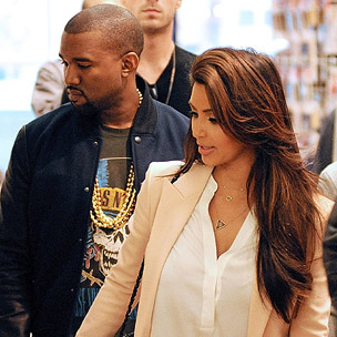 Kanye West & Kim Kardashian Reportedly Refusing Millions For Baby Photos