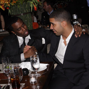 "Drake & Diddy Call Each Other ""Kings"""