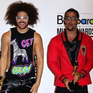 LMFAO, The Black Eyed Peas & Kanye West Included In Billboard's Hot 100 All-Time List