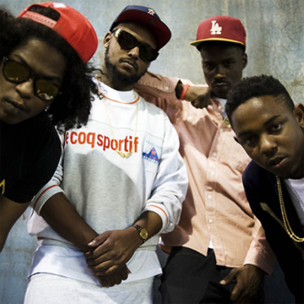 "Kendrick Lamar, Jay Rock, Ab-Soul, ScHoolboy Q Explain Brotherhood In ""On The Road"" Documentary"