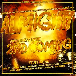 "Canibus Presents: The Almighty ""Prelude To The 2nd Coming"" Tracklist, Download & Mixtape Stream"
