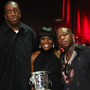 Mannie Fresh, Juvenile, Turk Reunite With Cash Money Records At 2013 BMI R&B/Hip Hop Awards