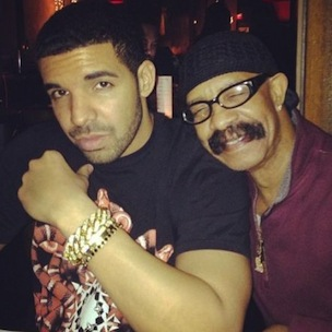 """Drake's Dad Scheduled To Appear On """"Nothing Was The Same"""" Bonus Song """"Heat Of The Moment"""""""