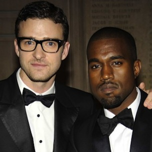 Justin Timberlake & Kanye West May Collaborate Despite Their Perceived Feud