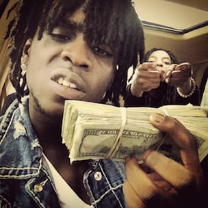 Judge Orders Chief Keef's Arrest After Rapper Misses Child Support Hearing
