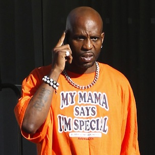 """DMX Tells Dr. Phil """"I Wouldn't Redo Anything"""""""