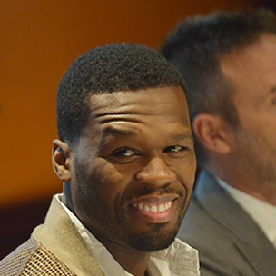 50 Cent Says His Son Has A Fear Of Him