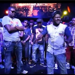 Battle Rap: SMACK/URL - Calicoe Vs  T-Rex