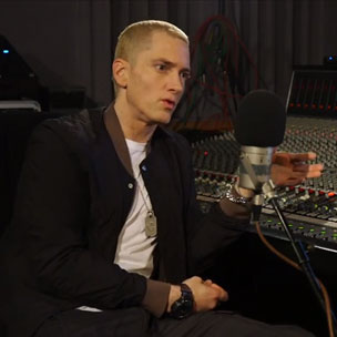 "Eminem ""Roots"" Album Reports ""Completely Untrue"" Says Publicist"