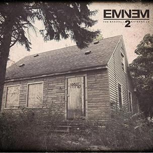 Eminem - Marshall Mathers LP 2