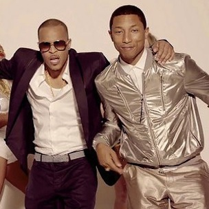 T.I. Enlists Pharrell To Executive Produce His Next Project