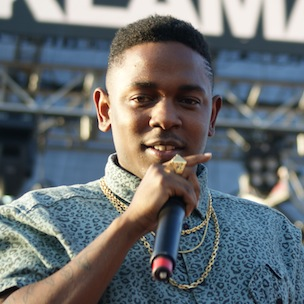 Kendrick Lamar Named Hardest Working Rapper By Songkick