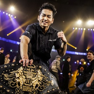 Hong 10 Wins Red Bull BC One Breakdancing Competition