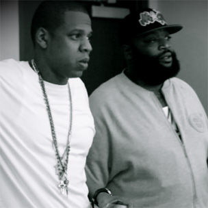 "Rick Ross ""The Devil Is A Lie"" Featuring Jay Z Cover Art Updated"