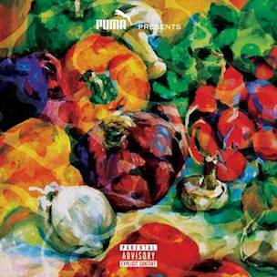 "Rockie Fresh & Casey Veggies ""Fresh Veggies"" Cover Art, Tracklist, Download & Mixtape Stream"