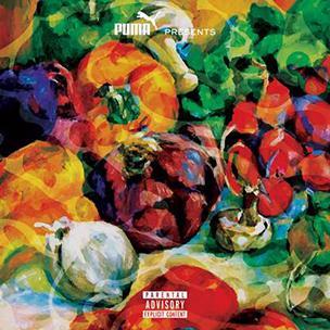 Casey Veggies & Rockie Fresh - Fresh Veggies (Mixtape Review)