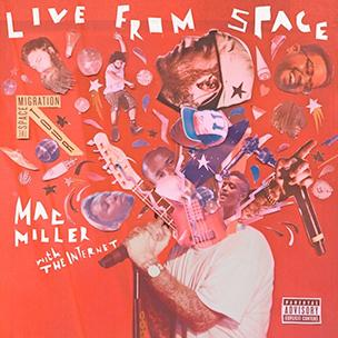 Mac Miller & The Internet - Live From Space
