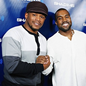 Sway Calloway Addresses Kanye West Argument