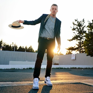 "Macklemore Says He Had ""An Unfair Advantage Due To Race"" At The Grammys"