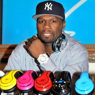"50 Cent Says Technology Will ""Take Away Privacy Completely"""