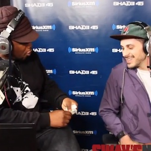 Sway Calloway Recalls Evidence's Role In Landing His MTV Job