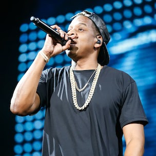 """Jay Z Lets 12-Year-Old Fan Perform """"Clique"""" Lyrics On Stage"""