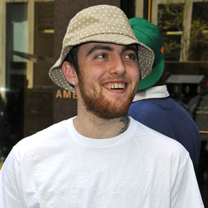 """Mac Miller Taking The """"Do As Drake Does"""" Approach In 2014"""