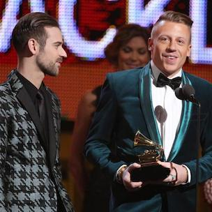 Jay Z And Macklemore & Ryan Lewis Among Grammy Award Winners