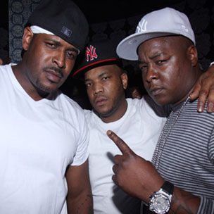Lox Recalls Biggie's Murder Happening During Its First Los Angeles Trip