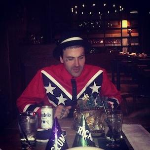 Yelawolf Wears Confederate Flag In Series Of Instagram Photos Now Removed From His Account