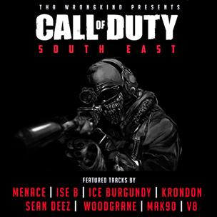 Mitchy Slick - Call Of Duty: South East Edition (Mixtape)