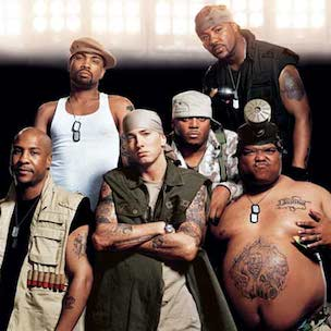 Eminem Reportedly Has New Music As A Member Of D12