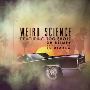 """Too $hort To Release EDM Album """"Weird Science""""; Drops Title Track"""
