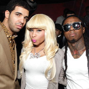 Drake & Nicki Minaj Reportedly Happy With Lil Wayne & Birdman Reconciliation